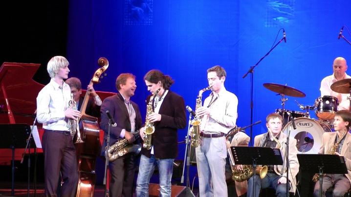 Конкурс молодых джазовых исполнителей